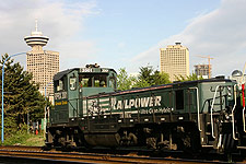 Railpower North Vancouver